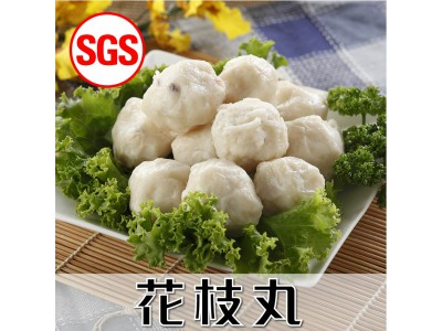 SGS檢驗 花枝丸1包