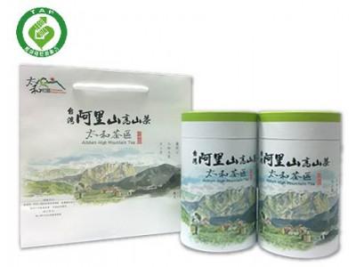 產銷履歷阿里山樟樹湖手採高山冬茶